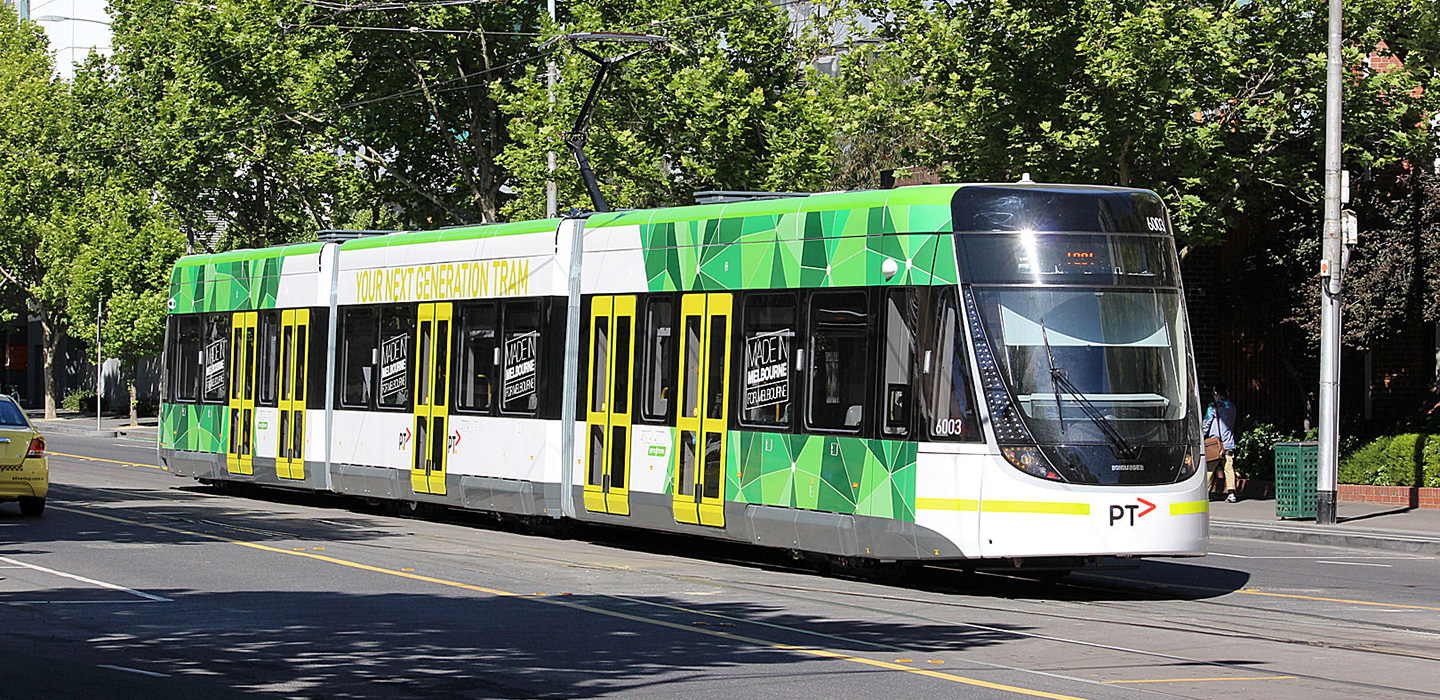 "Trams: Melbourne's ""Hidden Jewel"""